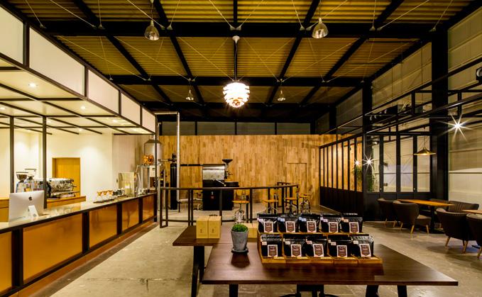 R ART OF COFFEE cafe & roaster / カフェ&焙煎所