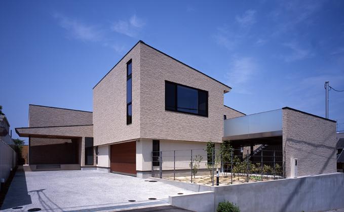House in Okayama / 住宅