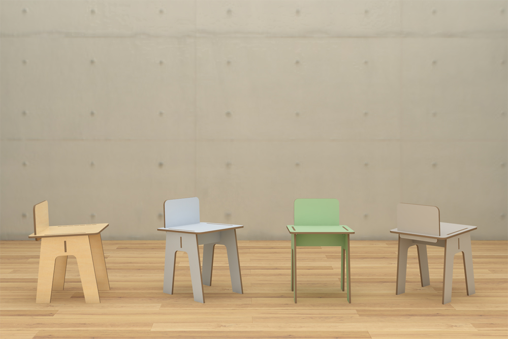 iks Original Furniture - Chair CG color