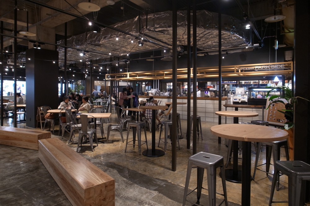 FOOD PARK / SUPPOSE DESIGN OFFICE
