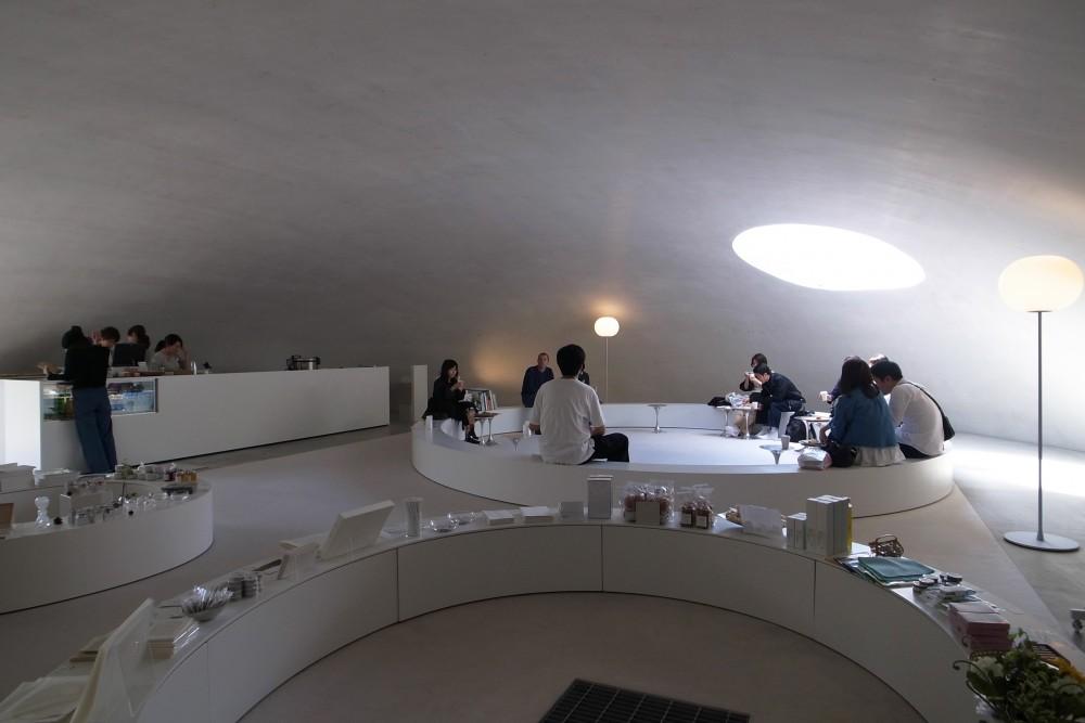 Teshima Museum / Ryue Nishizawa