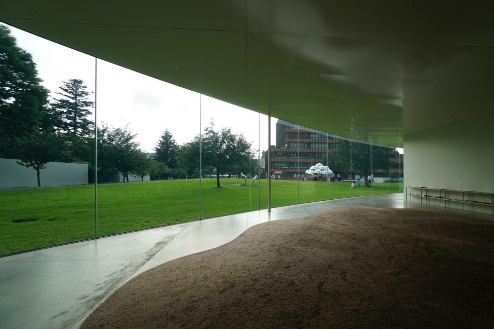 SANAA - 21世紀美術館