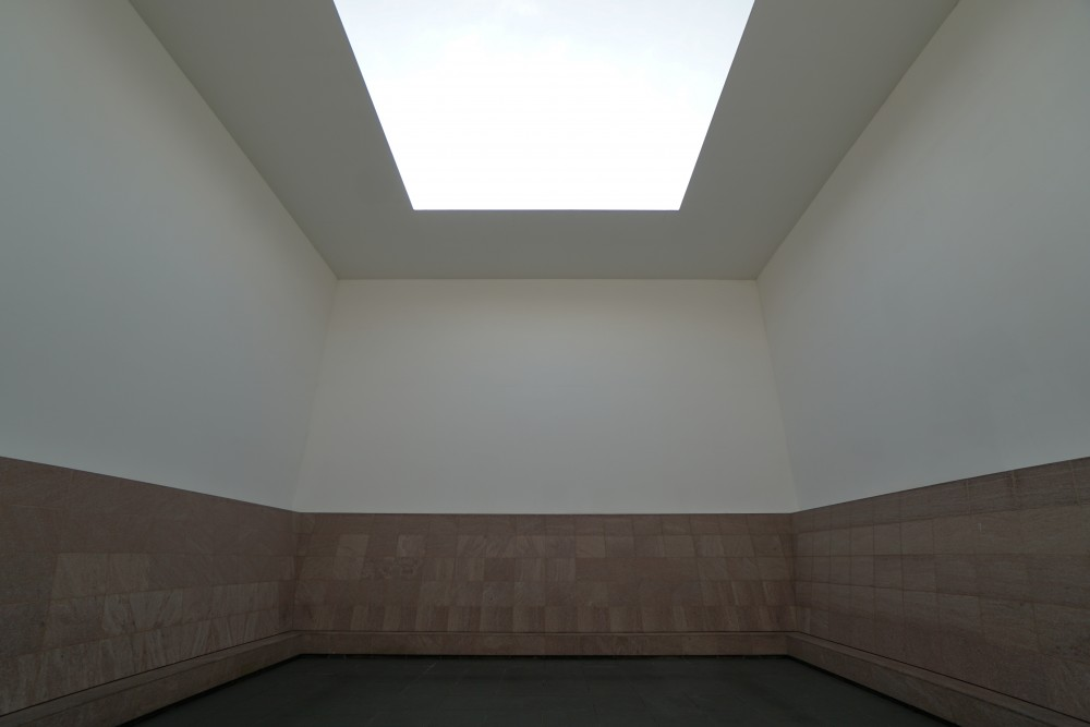 James TURRELL - Blue Planet Sky